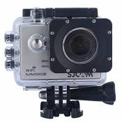 Sjcam Original Sj5000X Wifi Waterproof Action Camera with 12MP SONY IMX078 Gyro AV or HDMI Out And OSD Enabled (Silver)