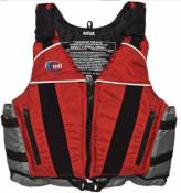MTI Men's Reflex PFD, Ruby/Grey, XL/XXL by MTI