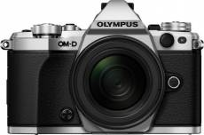 Olympus OM-D E-M5 Mark II + 12-40mm (Argent)