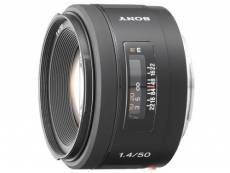 Sony 50 mm F1.4 sal50 F14 – Version Internationale (sans garantie)