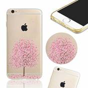 Coque iPhone 5/5S/SE Housse, MOMDAD TPU Silicone Gel Housse pour iPhone 5/5S/SE Case Cover Hull Shell
