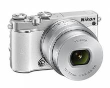 Nikon 1 J5 Kit blanc + 10-30 PD-Zoom