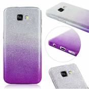 MOMDAD Galaxy A5 2016 Coque Premium Souple Silicone TPU Case Etui Protection Housse pour Samsung Galaxy A5 A510 2016 TPU Silicone Etui Samsung A5 2016 TPU Slim Bumper Souple Housse de Protection Flexible Soft Case