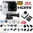 Q6H 4K WiFi 2.0 HD 16MP 173° Waterproof Action Sports Caméra DV Caméscope GoPro