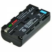 ChiliPower Sony NP-F330, NP-F530, NP-F550, NP-F570 Batterie (2400mAh) pour Sony CCD-RV100, CCD-RV200, CCD-SC5, CCD-SC6, CCD-SC55, CCD-SC65, CCD-TRV66,