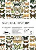Gift Wrap Book Vol. 72 - Natural History
