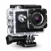 Waterproof Action Cam-DAILY Wifi HD 1080P 12MP 30FPS 2.0'' Underwater DV Sports Camera Digital Cam Camcorder by Daily