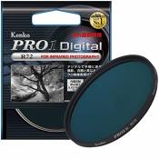 Kenko PRO1D R72, 62mm Infrared Camera Filter 62mm - filtres pour appareils Photo (62mm, 6,2 cm, Infrared Camera Filter, 1 pièce(s))