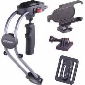 Steadicam Smoothee Support pour iPhone 5/5S/GoPro Hero HD/Hero 2/Hero 3/Hero 3+