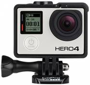 GoPro HERO4 Black Edition - caméra sportive