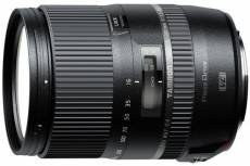 Tamron B016 - Objectif macrozoom - 16 mm - 300 mm - f/3.5-6.3 Di II VC PZD - Canon EF-S - pour Canon EOS 1100, 50, 500, 550, 60, 600, 650, 7D, Rebel T