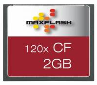 Technaxx Carte mémoire Maxflash Compact Flash (CF) 120x 2 Go