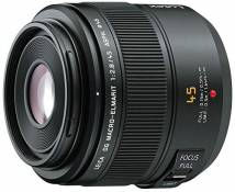 Panasonic 45mm f/2.8 Leica DG Macro-Elmarit Micro Four Thirds Lens (japan import)