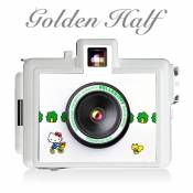 Superheadz Golden Half 35mm Pocket Camera with Free Film - Hello Kitty