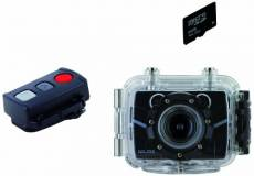 NILOX Special Caméra pour Sports extrêmes Foolish Action Cam Full Package