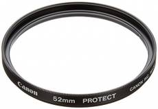 Canon Filtre protection 52 mm F52REG
