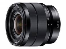 Sony SEL1018 - Objectif zoom grand angle - 10 mm - 18 mm - f/4.0 OSS - Sony E-mount - pour a5100 ILCE-5100, ILCE-5100L, ILCE-5100Y