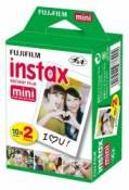 Fujifilm instax mini 5 x film-lot de 2