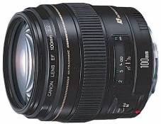 Canon zoom objectif EF100mm F2 USM