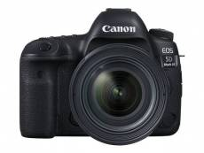 Canon EOS 5D Mark IV + Objectif EF 24-70 mm F/4 L IS USM