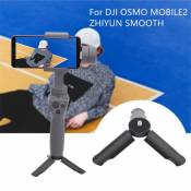 Support fixe multifonction trépied pour DJI OSMO Mobile2 / Zhiyun lisse