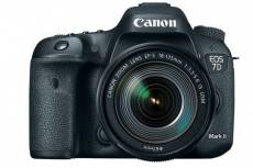 Canon EOS 7D Mark II + Objectif EF-S 18 - 135 mm IS USM