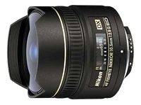 Lens/FishEye 10.5mm f 2.8 G ED DX
