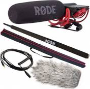 Rode VideoMic Rycote Essential Pack Kit complet avec sac