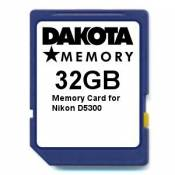 32GB Memory Card for Nikon D5300