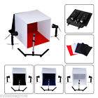 Mini Portable Studio Photo (Cube/Tent) Kit d'éclairage + 4X Fonds pr ferme NEUF