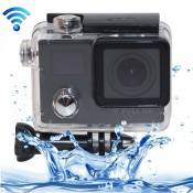 (#33) F88BR 4K Portable WiFi Waterproof StarVision Sport Camera with Remote Control, 0.66 inch LED & 2.0 inch LCD, 170 Degrees Wide Angle Lens, Suppor