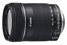 Canon EF-S IS 18 - 135 mm f/3.5 - 5.6