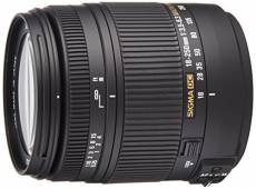 Sigma Objectif Macro 18-250 mm F3,5-6,3 DC OS HSM - Monture Sony