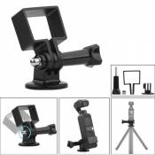 Expansion Support à fixe avec adaptateur GoPro Pour DJI Osmo Pocket Gimbal
