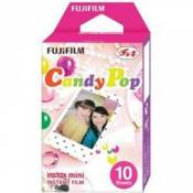 Papier FUJI Film Instax Mini Monopack Candy Pop (10 Poses)