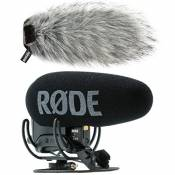 Rode VideoMic Pro Plus Appareil photo Micro + Protection anti-vent keepdrum ws03