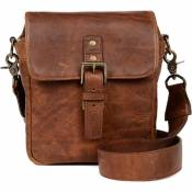 The Bond Street - Antique Cognac Leather