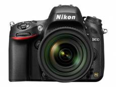 Nikon D610 Appareil photo reflex full frame