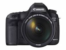 Canon EOS 5D Mark III + Objectif EF 24-70 mm F/4 L IS USM