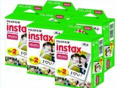 Fujifilm Instax mini film - 5 packs de 20