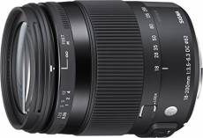 Sigma Objectif Macro 18-200 mm F 3,5-6,3 DC OS HSM Contemporary - Monture Sony