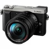 Digital Camera Panasonic Lumix gx80 Silver + 14–140 mm Lens