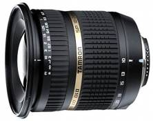 Objectif reflex Tamron SP AF Di II 10 - 24 mm f/3.5 - 4.5 LD ASL [IF], Monture Sony