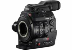Canon EOS C300 Mark II AF Tactile
