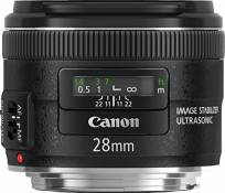 Canon 5179B005 Objectif optique EF 28 mm f/2,8 IS USM