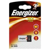 Energizer Lithium Photo 628290 piles CR123A C1