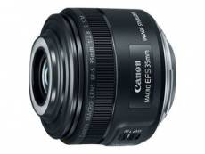 Canon EF-S - Macro-objectif - 35 mm - f/2.8 IS STM - Canon EF - pour EOS 100, 1200, 70, 700, 750, 760, 7D, 8000, Kiss X70, Kiss X8i, Rebel T6i, Rebel