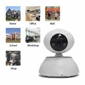 Wireless WiFi IP surveillance, grand angle, audio and Cloud Storage IP surveillance caméra IP surveillance avec vision nocturne infrarouge, Full HD Ca