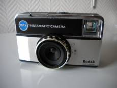 Kodak Instamatic Camera 155 X - Appareil Photo Argentique