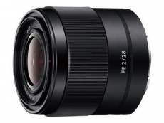 Sony SEL28F20 - Objectif grand angle - 28 mm - f/2.0 FE - Sony E-mount